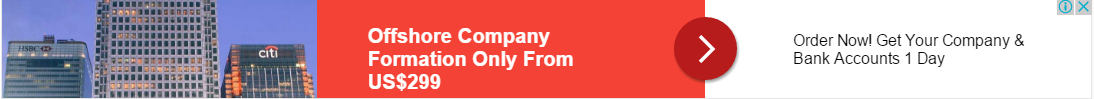 Offshore Company Formation banner
